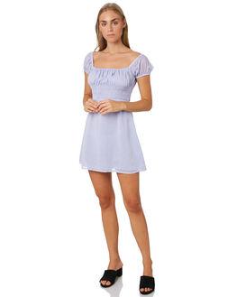 PRINT WOMENS CLOTHING LULU AND ROSE DRESSES - LU23887PRINT
