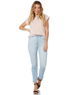 POPSICLE WOMENS CLOTHING A.BRAND JEANS - 71232A-1574