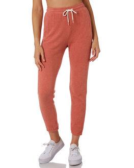 MAUVE WOMENS CLOTHING VOLCOM PANTS - B1111801MVE