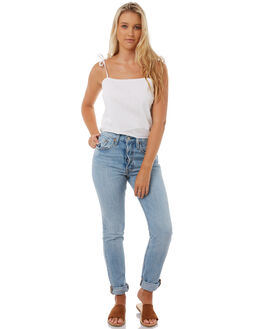LOVE FOOL WOMENS CLOTHING LEVI'S JEANS - 29502-0026LVF