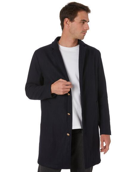 NAVY MENS CLOTHING THE PEOPLE VS JACKETS - SS21M500NVY