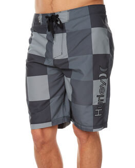 BLACK MENS CLOTHING HURLEY BOARDSHORTS - AMBSHR300A