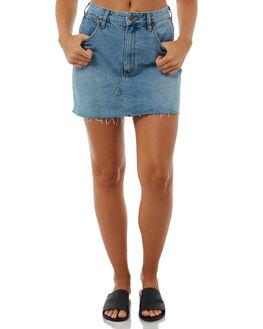 SUNSET VINTAGE WOMENS CLOTHING WRANGLER SKIRTS - W951087EB1SSVNT