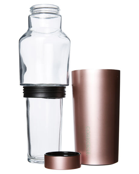 ROSE WOMENS ACCESSORIES CORKCICLE DRINKWARE - CI6CRQLPPINK