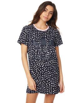 LEGEND INK WOMENS CLOTHING ADIDAS ORIGINALS DRESSES - BR9325INK