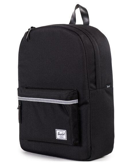 BLACK CORDURA MENS ACCESSORIES HERSCHEL SUPPLY CO BAGS - 10230-00885-OSBLKC