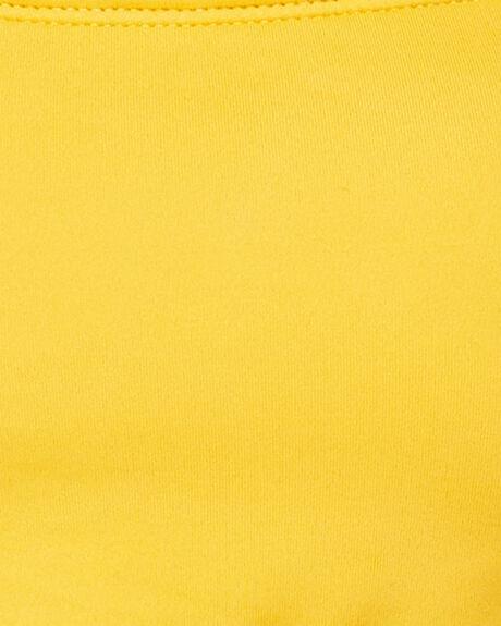 GOLDEN WOMENS SWIMWEAR RVCA BIKINI BOTTOMS - RV-R491806-GLE