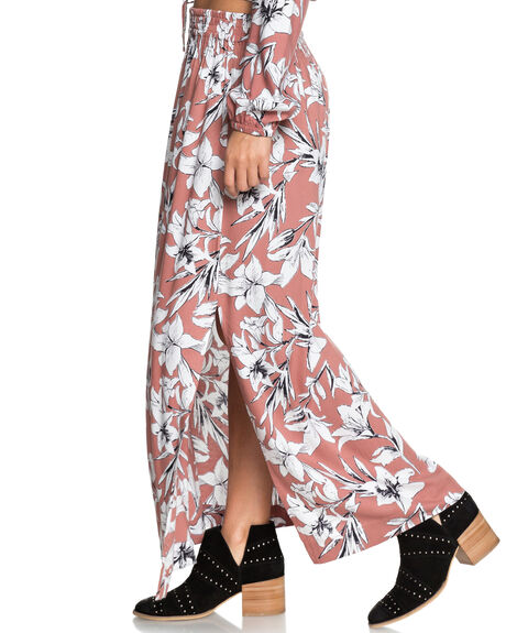 WITHERED ROSE LILY WOMENS CLOTHING ROXY SKIRTS - ERJWK03043MMG6