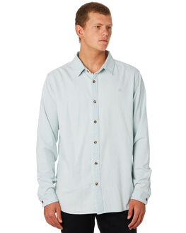 LIGHT DENIM MENS CLOTHING SWELL SHIRTS - S5201166LTDMN