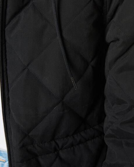 BLACK WOMENS CLOTHING O'NEILL JACKETS - 5921509BLACK