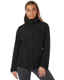 TRUE BLACK WOMENS CLOTHING BURTON JACKETS - 178041001
