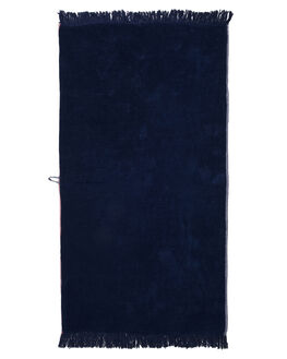 NAVY WOMENS ACCESSORIES RIP CURL TOWELS - GTWCY10049