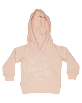 LIGHT PINK KIDS GIRLS RIP CURL JUMPERS + JACKETS - FFEAR11764