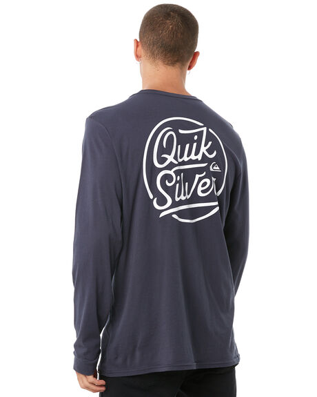 BLUE NIGHTS MENS CLOTHING QUIKSILVER TEES - EQYZT04870BST0