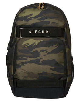 KHAKI MENS ACCESSORIES RIP CURL BAGS + BACKPACKS - BBPXM10064