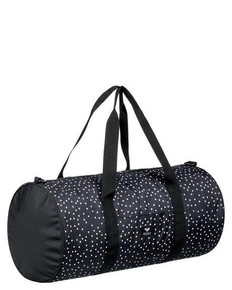 TRUE BLACK DOTS WOMENS ACCESSORIES ROXY BAGS + BACKPACKS - ERJBL03132KVJ8