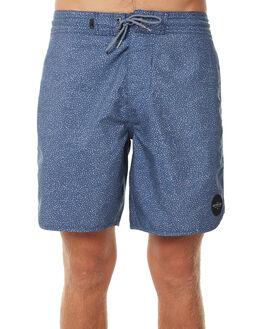 VINTAGE INDIGO MENS CLOTHING QUIKSILVER BOARDSHORTS - EQYBS04035BYL6