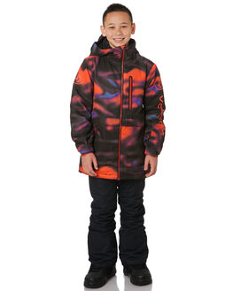 BLACK BOARDSPORTS SNOW VOLCOM KIDS - I1252002BLK