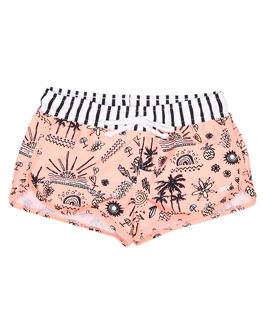 CORAL KIDS TODDLER GIRLS RIP CURL SHORTS + SKIRTS - FBOAI10026