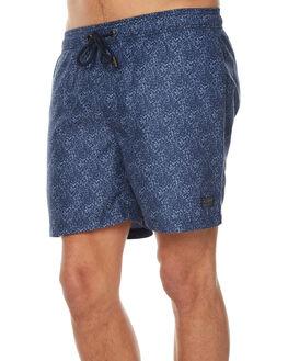 NAVY MENS CLOTHING ACADEMY BRAND BOARDSHORTS - 18S705NVY