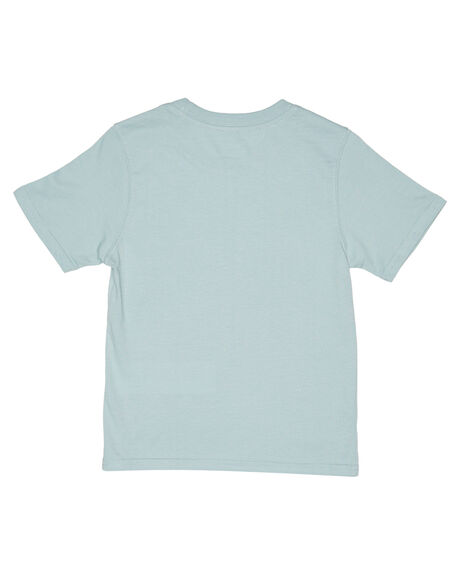 DUSTY BLUE KIDS BOYS BILLABONG TOPS - 7595001DBLU