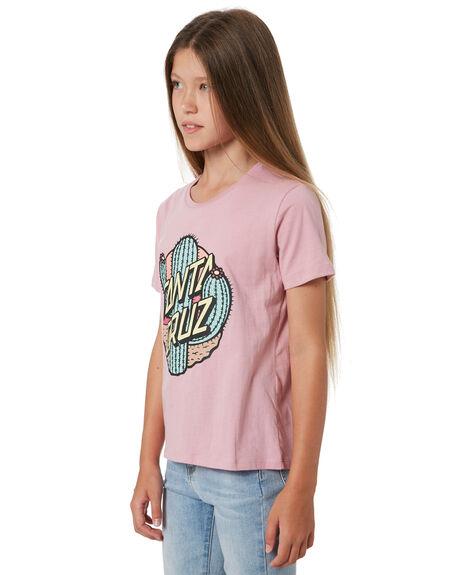 MUSK KIDS GIRLS SANTA CRUZ TOPS - SC-GTA1397MSK