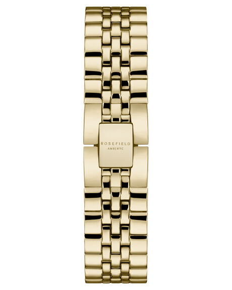 SILVER GOLD WOMENS ACCESSORIES ROSEFIELD WATCHES - ACSG-A03SILG