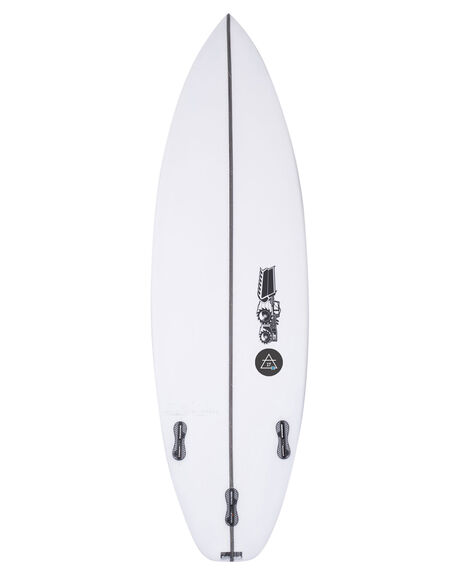 CLEAR BOARDSPORTS SURF JS INDUSTRIES SURFBOARDS - JAIRXCLR
