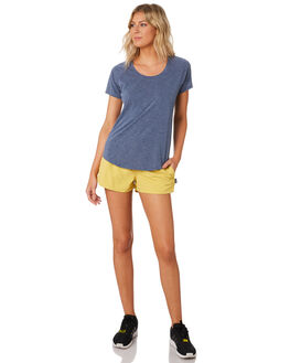 SURFBOARD YELLOW WOMENS CLOTHING PATAGONIA SHORTS - 57043SUYE