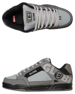 GREY CARBON MENS FOOTWEAR GLOBE SNEAKERS - GBTILT14306