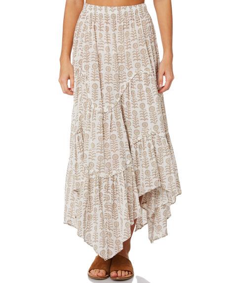 DUSK WOMENS CLOTHING TIGERLILY SKIRTS - T391273DUS