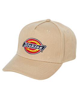 KHAKI MENS ACCESSORIES DICKIES HEADWEAR - K3192001KH