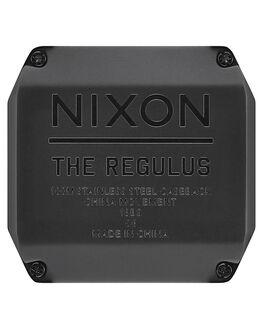 ALL BLACK MENS ACCESSORIES NIXON WATCHES - A1180001