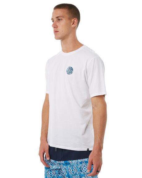 WHITE MENS CLOTHING HURLEY TEES - AJ1779100