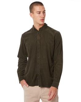 KHAKI MENS CLOTHING ACADEMY BRAND SHIRTS - 18W871KHAKI