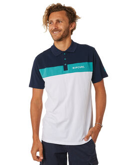 WHITE MENS CLOTHING RIP CURL SHIRTS - CPLCI11000