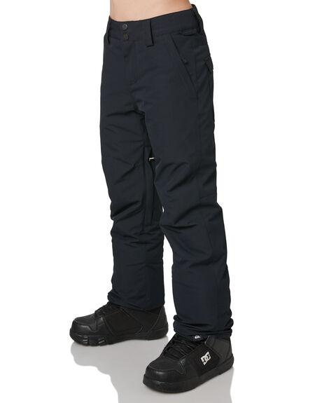 BLACK BOARDSPORTS SNOW QUIKSILVER KIDS - EQBTP03018KVJ0