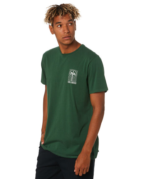 PALM GREEN MENS CLOTHING SWELL TEES - S5203002PLMGN