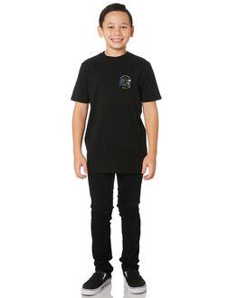BLACK KIDS BOYS SWELL TOPS - S3172002BLACK