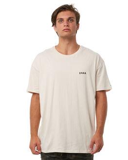 NATURAL MENS CLOTHING ZANEROBE TEES - 129-PRENAT