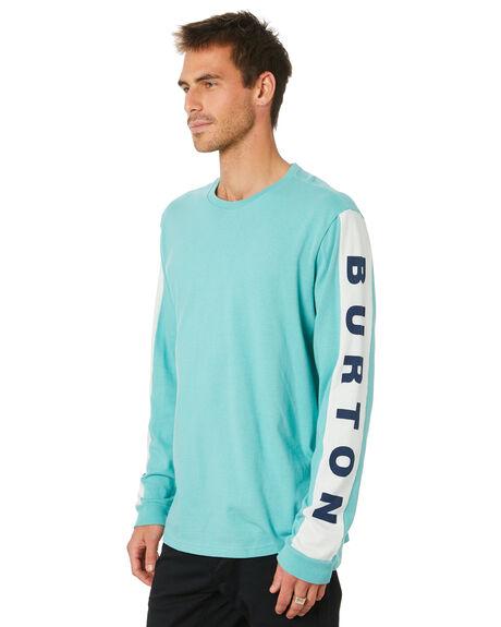 BUOY BLUE MENS CLOTHING BURTON TEES - 21764100400