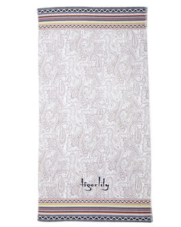 STONE ACCESSORIES TOWELS TIGERLILY  - T462890ASTN