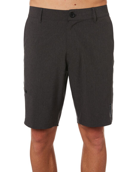 BLACK MENS CLOTHING DEPACTUS SHORTS - D5182235BLACK
