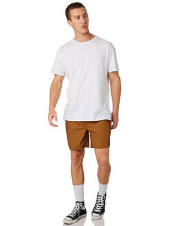 SAND MENS CLOTHING AFENDS BOARDSHORTS - M183359SND