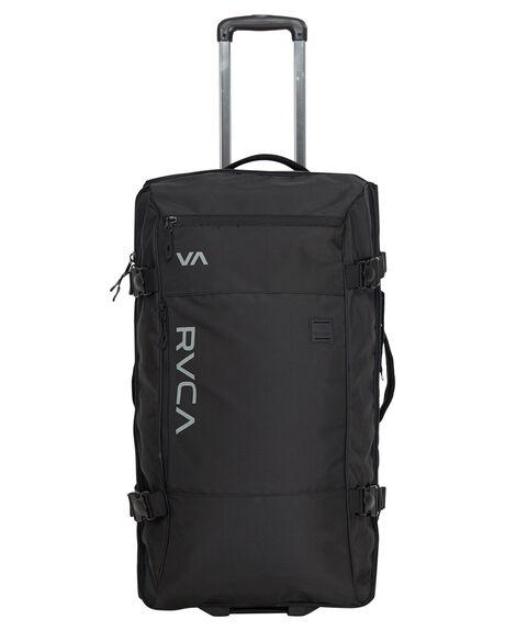 RVCA BLACK MENS ACCESSORIES RVCA BAGS + BACKPACKS - RV-R381455-RVB