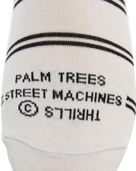 STRIPE WOMENS CLOTHING THRILLS SOCKS + UNDERWEAR - WTW9-1001ZSTR
