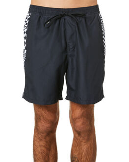 BLACK MENS CLOTHING VANS SHORTS - VN0A49R4BLKBLK