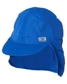 BLUE KIDS BOYS OCEAN AND EARTH HEADWEAR - ATHA02BLU