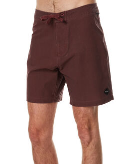 RUM RAISIN MENS CLOTHING THE CRITICAL SLIDE SOCIETY BOARDSHORTS - ASB1701RUM