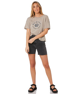 CANVAS WOMENS CLOTHING HURLEY TEES - CK9329706